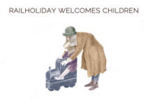 We welcome children