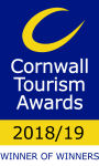 Award winners for Sustainable Tourism and Wildlife in the 2015 Visit Cornwall awards