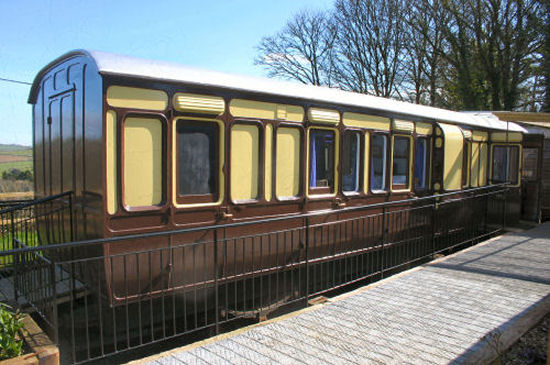 Millpool the accessible holiday carriage
