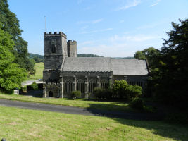 St Germans Priory Church